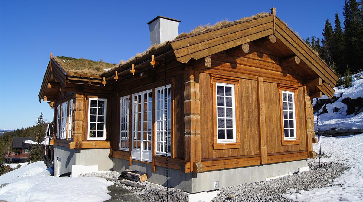 Hytte Nesbyen